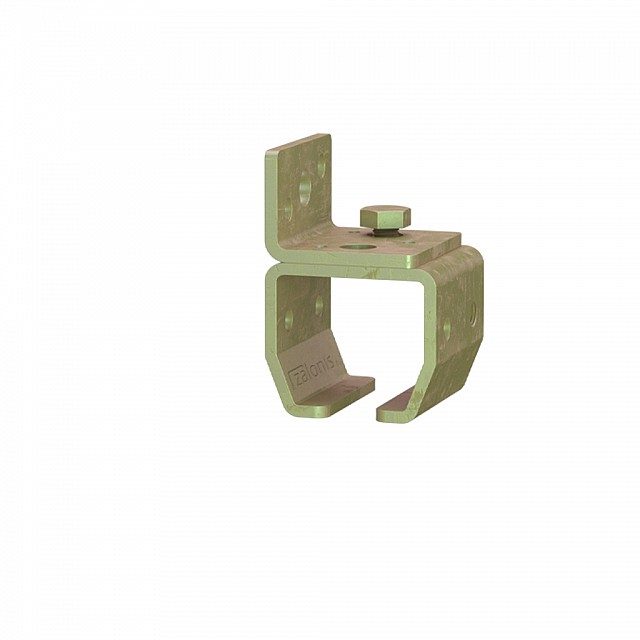 WALL RAIL SUPPORT H23